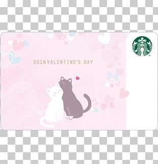 Starbucks South Korea Coffee Gift Card PNG