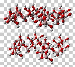 Aluminium Hydroxide Gibbsite Mineral PNG