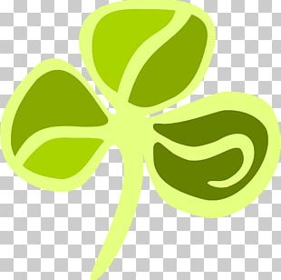Gulfshore Playhouse Saint Patrick's Day Four-leaf Clover Shamrock PNG