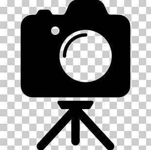 Tripod Camera Logo Photography PNG