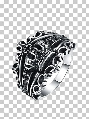 Ring Sterling Silver Jewellery Stainless Steel PNG
