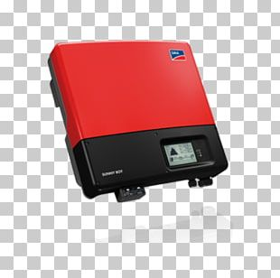 Solar Inverter SMA Solar Technology Grid-tie Inverter Power Inverters Solar Power PNG