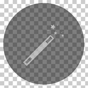 Angle Circle Font PNG