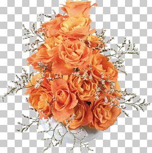 Flower Bouquet Rose Desktop PNG