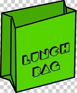 Lunchbox Bag PNG