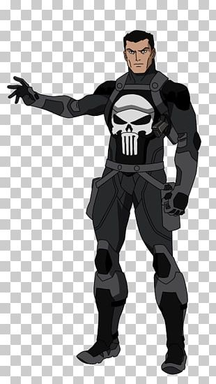 Iron Man Punisher Vision Kingpin Captain America PNG