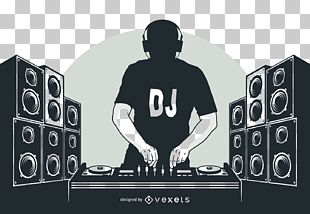 Disc Jockey DJ Mix Nightclub PNG
