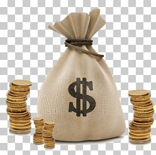 Money Bag Coin Sovereign PNG
