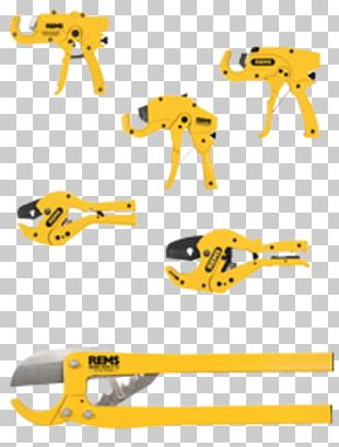 Pipe Cisaille Plastic Cutting Shear PNG