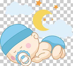 Infant Girl Baby Shower Child Sleep PNG