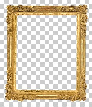 Frames Gold Stock Photography Gilding PNG