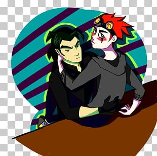 Jack Spicer Chase Young Character Fan Art PNG