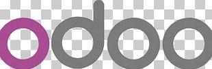 Odoo Enterprise Resource Planning Computer Software Logo Customer Relationship Management PNG