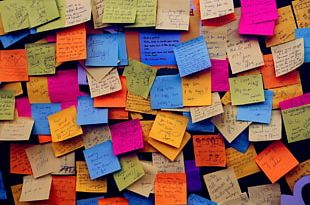 Post-it Note Paper Desk Office Supplies Google Keep PNG