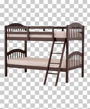 Bunk Bed Bed Frame Furniture Bedroom PNG