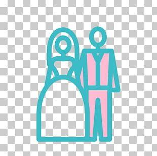 Marriage Wedding Echtpaar Bridegroom Logo PNG