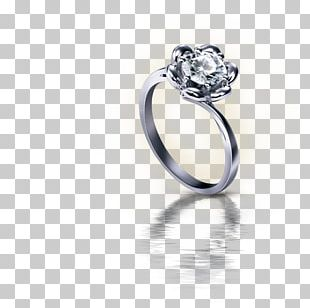 Ring Marriage Proposal Diamond PNG