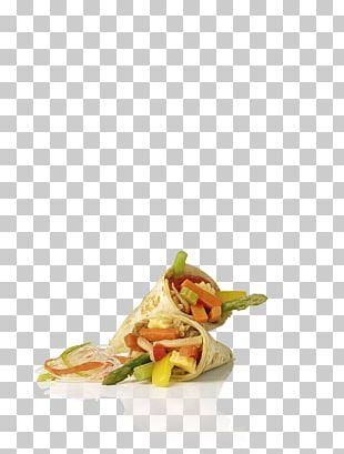 Wrap Veggie Burger Dish Vegetable Finger Food PNG