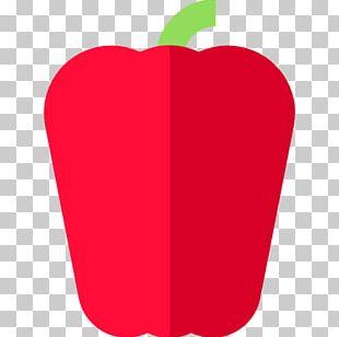 Organic Food Vegetarian Cuisine Apple Peppers PNG