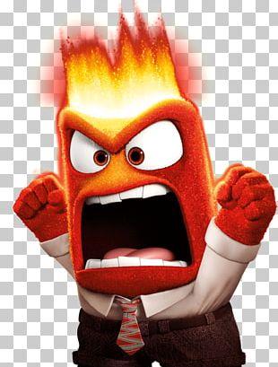 Riley Pixar Emotion Anger Drawing PNG