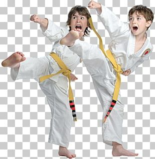 Taekwondo Karate Martial Arts Black Belt Child PNG