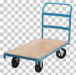 Electric Platform Truck Cart Hand Truck Deck PNG