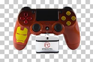 PlayStation 4 Joystick Prodigy Game Controllers PNG