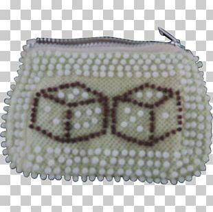 Coin Purse Brown Material Handbag PNG