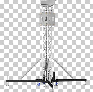 Truss Building Architectural Engineering Hoist Roof PNG