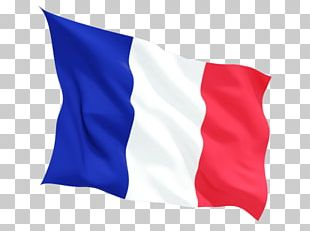 Wave France Flag PNG