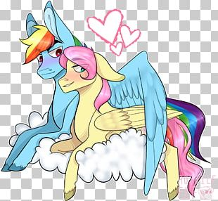 Pony Fan Art Rainbow Dash PNG