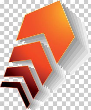 3D Computer Graphics Three-dimensional Space Arrow Computer Icons PNG