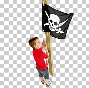 Fahne Flag Jolly Roger Piracy Child PNG