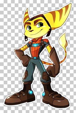 Ratchet & Clank Future: A Crack In Time Ratchet & Clank Future: Tools Of Destruction PNG