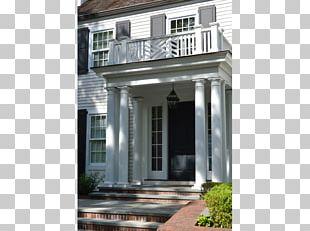 Porch Column House Portico Door PNG