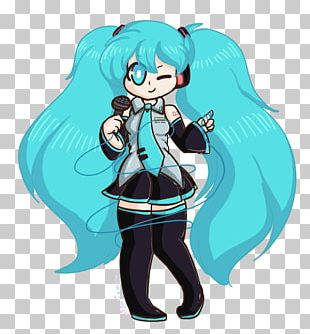 Hatsune Miku Project Diva F Model Figure Nendoroid Vocaloid PNG