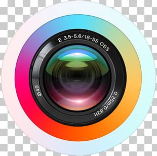 Camera Lens Afterlight Photographic Filter PNG