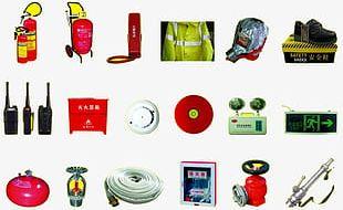 Fire Equipment PNG