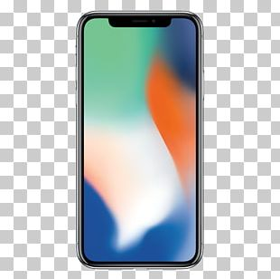 IPhone 8 Plus Apple A11 Silver Retina Display PNG