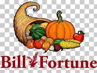 Thanksgiving Dinner Potluck Cornucopia PNG