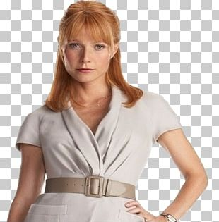 Gwyneth Paltrow Pepper Potts Iron Man Marvel Cinematic Universe Film PNG