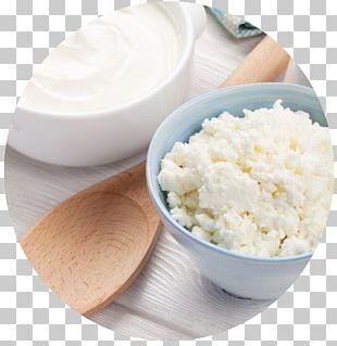 Crème Fraîche Milk Cheese Quark Dairy Products PNG