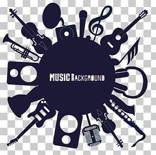 Musical Instrument Illustration PNG