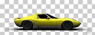 Lamborghini Miura Car Automotive Design Motor Vehicle PNG