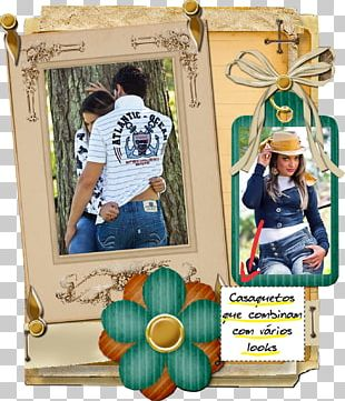 Frames Recreation Scrapbooking Page Layout PNG