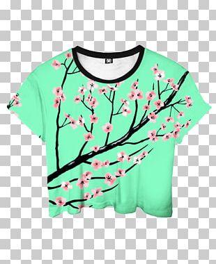 Sleeve T-shirt Hoodie Crop Top PNG