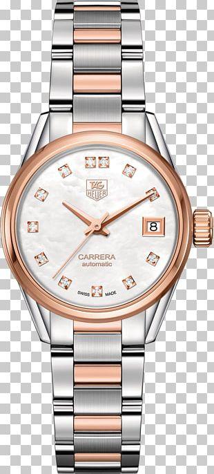 TAG Heuer Carrera Calibre 5 Automatic Watch TAG Heuer Aquaracer PNG