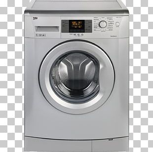 Washing Machines Laundry Clothes Dryer Beko Home Appliance PNG