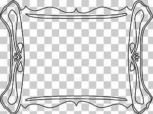 Black And White PNG