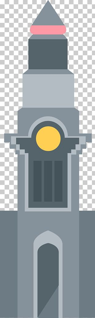 Euclidean Gothic Architecture Icon PNG
